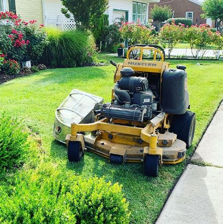 mowed lawn, Berlin, Ocean Pines & Ocean City, MD areas